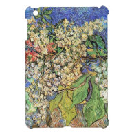Blossoming Chestnuts Branches, Van Gogh Case For The iPad Mini