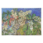 Blossoming Chestnuts Branches, Van Gogh Placemats