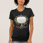Blossoming Family Tree Tee Shirts
