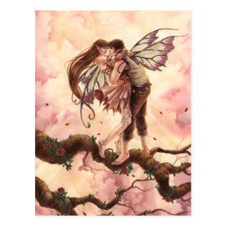 Blossoming Love Postcard