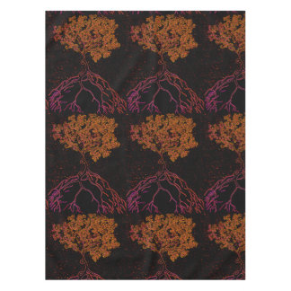 Blossoming Night Tree - Tablecloth