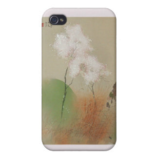 Blossoming Tree Asian Art 4  Case For iPhone 4