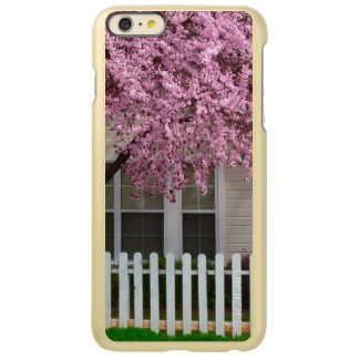 Blossoming Tree in the Suburbs Incipio Feather® Shine iPhone 6 Plus Case