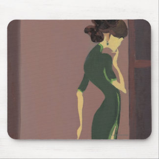 Blossoming Youth No.7 Mouse Pad