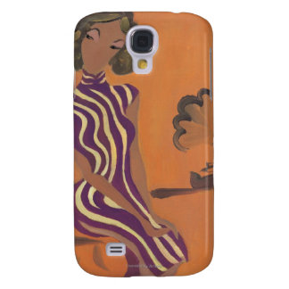 Blossoming Youth No.8 Samsung Galaxy S4 Cover