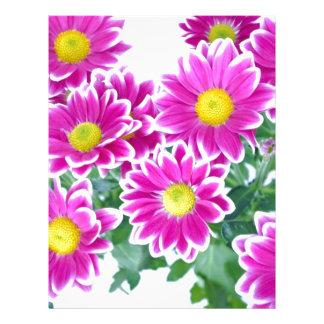 Blossoms Aziza Garden Whimsy Personalized Letterhead