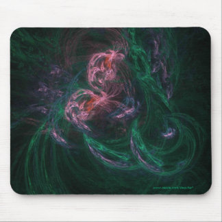 BLOSSOMS & BERRIES MOUSE PAD