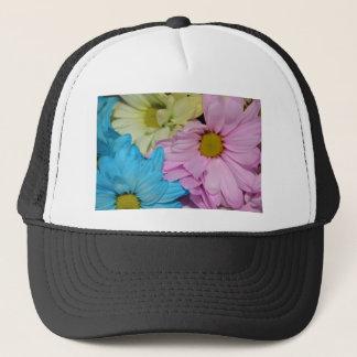 Blossoms Daisy Flowers Peace Love Nature Destiny Trucker Hat