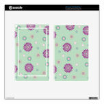 Blossoms Decal For Kindle Fire