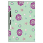 Blossoms Dry Erase Whiteboards