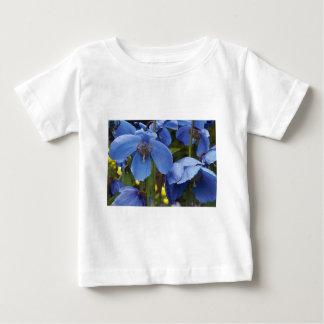 blossoms flora flowers petals garden vines baby T-Shirt