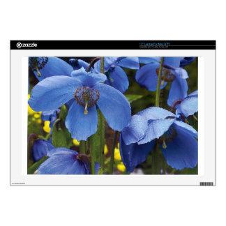 blossoms flora flowers petals garden vines laptop skin