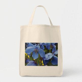 blossoms flora flowers petals garden vines tote bag