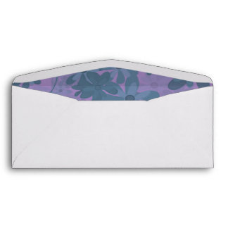 Blossoms in Bloom (Lavender Glow) Envelope