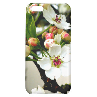 Blossoms in the cold iPhone 5C cases