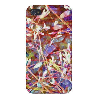Blossoms in the Undergrowth iPhone 4/4s Case