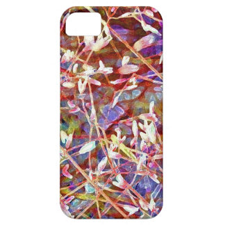 Blossoms in the Undergrowth iPhone 5 Case