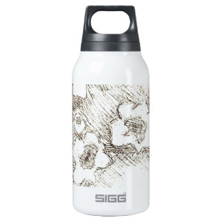 Blossoms Insulated Water Bottle