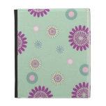 Blossoms iPad Folio Cases