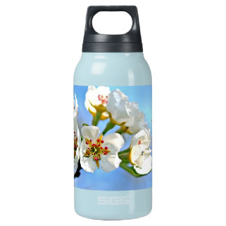 Blossoms of Gratitude Insulated Water Bottle