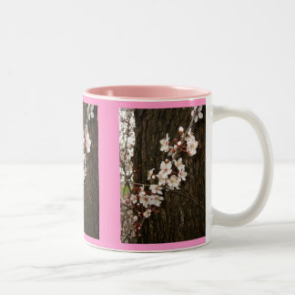 Blossoms on a Tree Mugs