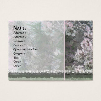Blossoms & Pines 1 Profile Card