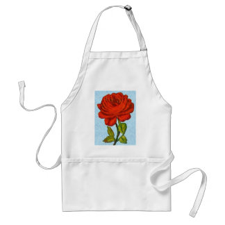 Blossoms romantic date flower flowers love plants adult apron