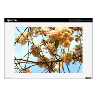 Blossoms Laptop Decals