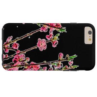 Blossoms + tough iPhone 6 plus case