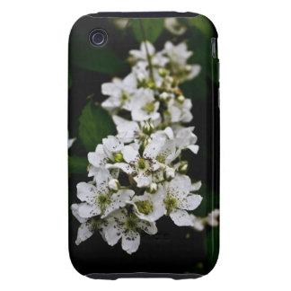 blossums de la zarzamora tough iPhone 3 cárcasas