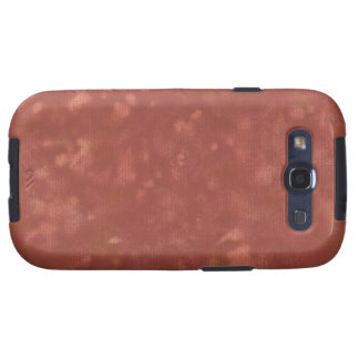 Blotched Crimson Paper Texture Android Case Samsung Galaxy SIII Covers