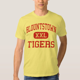 Blountstown - Tigers - High - Blountstown Florida Tshirts