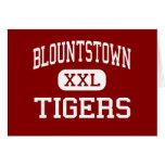 Blountstown - Tigers - Middle - Blountstown Card