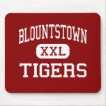 Blountstown - tigres - alto - Blountstown la Flori Tapete De Raton