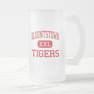 Blountstown - tigres - alto - Blountstown la Flori Tazas De Café