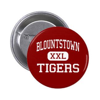 Blountstown - tigres - centro - Blountstown Pin