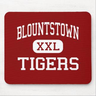 Blountstown - tigres - centro - Blountstown Tapete De Ratones