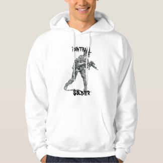 Blouse Paintball Soldier Hoody