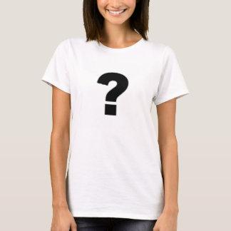 Blouse Point of Branca Interrogation T-Shirt