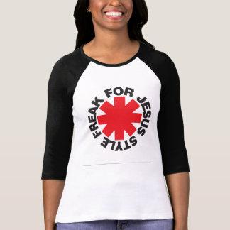 Blouse Raglan Freak Fem. Mod. RedHot - Dadá Montei T-Shirt