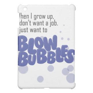 Blow Bubbles iPad Mini Cover