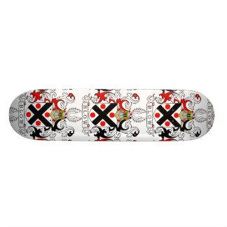 Blow Coat of Arms II Skate Board Decks