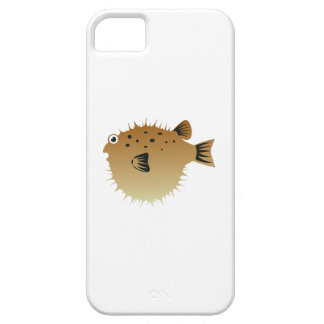 Blow Fish iPhone 5 Cover