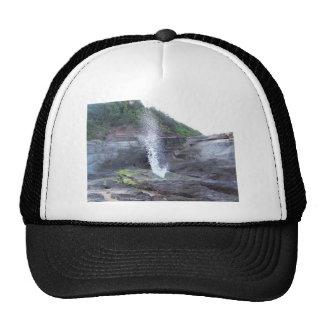 Blow Hole At Dudley Beach Erupting Trucker Hat