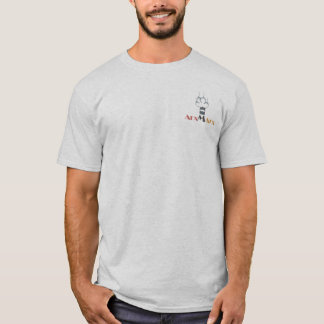 Blow it out tee shirt