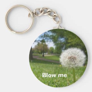Blow Me [dandelion] Keychain