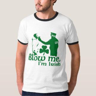 Blow Me I'm Irish Shirt