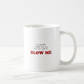 Blow-me Mugs