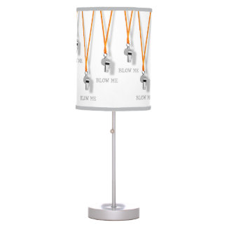 Blow Me (Refs) Table Lamp