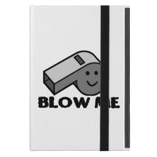 Blow Me Whistle Cover For iPad Mini